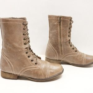 steve madden troopa boots size 6